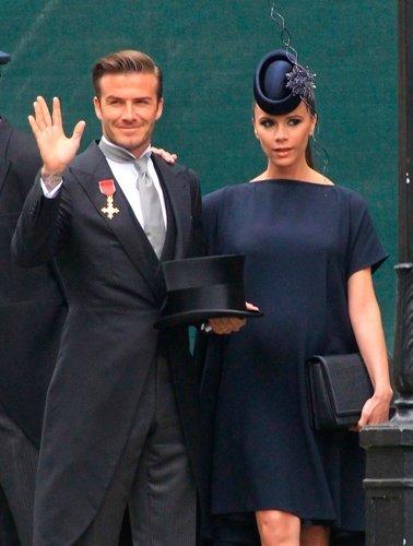 Además de los Beckham, otras celebrities también se dejaron ver en la boda de Guillermo y Kate