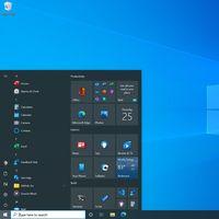Así se ve el nuevo menú de inicio de Windows 10: diseño con más transparencias, y otros cambios, que llegarán este año
