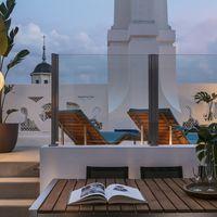 ME Madrid sorprende con imagen renovada y espectacular terraza en su décimo aniversario