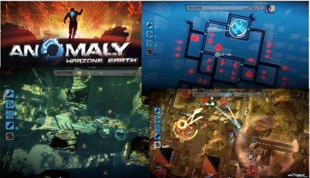 Anomaly Warzone Earth, una mezcla de estilos muy interesante
