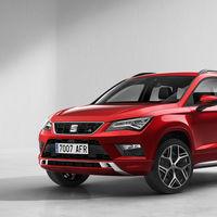 El nuevo SEAT Ateca FR, desde 31.340 euros y con un nuevo motor de gasolina de 190 CV