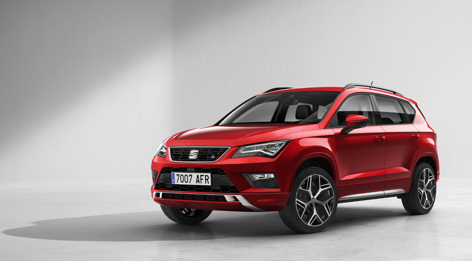 seat ateca fr con 190 cv llega la versi n m s deportiva a la espera de un cupra. Black Bedroom Furniture Sets. Home Design Ideas