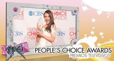 People's Choice Awards 2012: ¡Arriba esos premios televisivos!