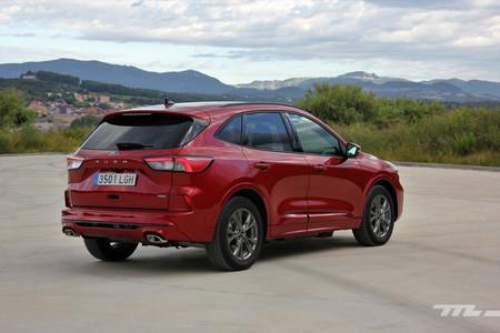 Ford Kuga 2020 Prueba 165