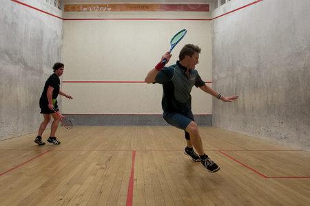 Squash: excelente opción para trabajar todo el cuerpo en poco tiempo