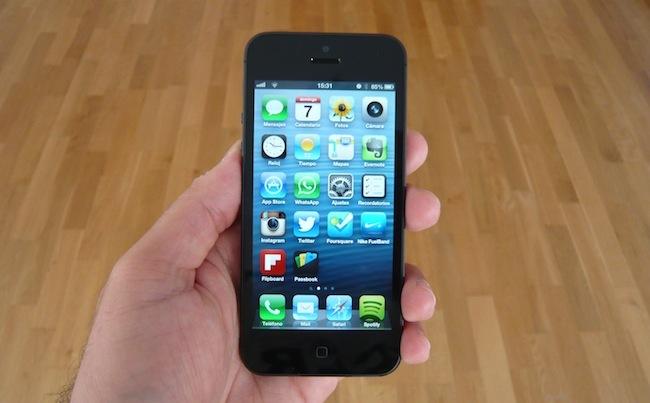 iPhone 5 análisis Pedro Aznar