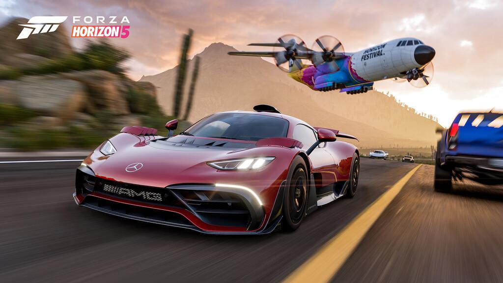 Forza Horizon 5 es lo más next-gen que he probado en la nueva generación
