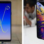 iPhone XS Max vs Galaxy Note 9: más tests de velocidad dan la victoria al terminal de Apple