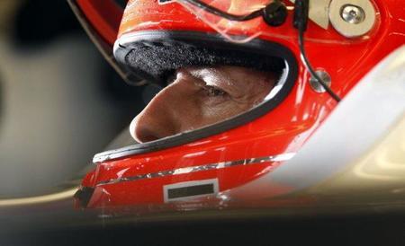 GP de Turquía F1 2011: Michael Schumacher no está satisfecho con su octava posición