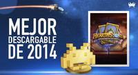 Mejor juego descargable de 2014 según los lectores de VidaExtra: Hearthstone: Heroes of Warcraft