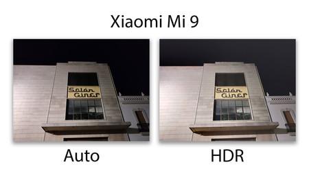 Xiaomi Mi 9 Hdr Noche