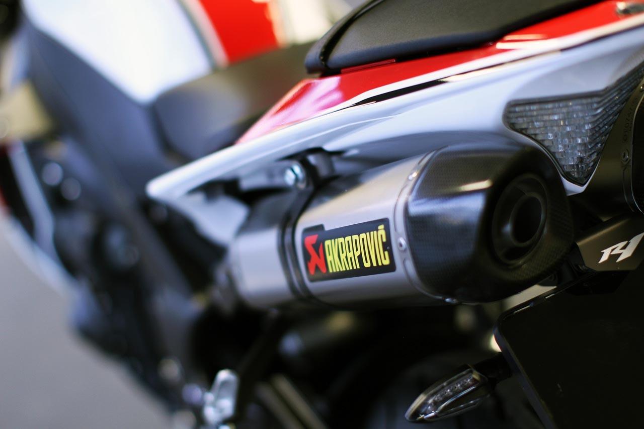 Foto de Yamaha YZF-R1 Agostini réplica a subasta (11/14)