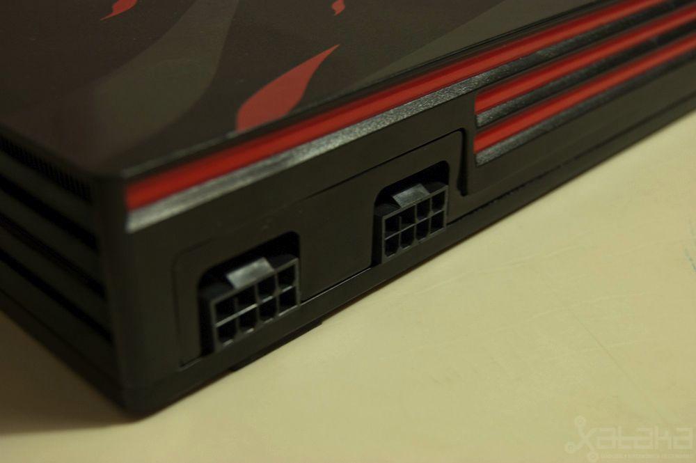 Foto de AMD 6990, análisis (6/10)