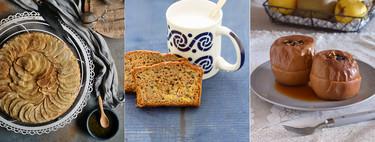 51 recetas fáciles con manzana para disfrutar de desayunos y meriendas deliciosos