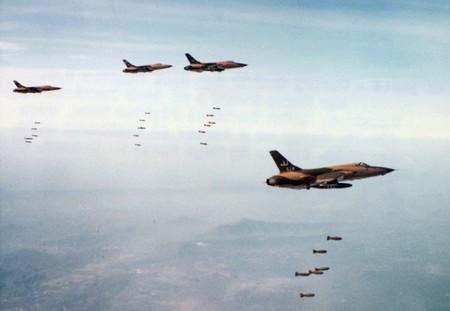 Todavía quedan bombas de la Guerra de Vietnam sin explotar y unos investigadores están usando IA para encontrarlas