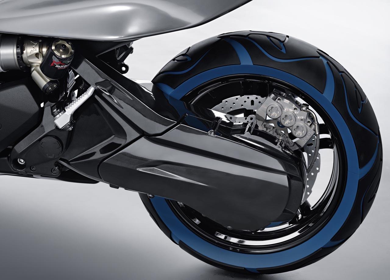 Foto de BMW Concept C Scooter, el Scooter del futuro según BMW (18/19)