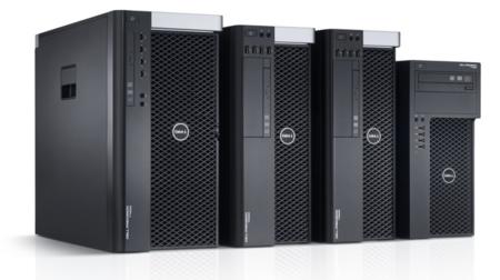 Dell pone al día sus estaciones de trabajo Precision