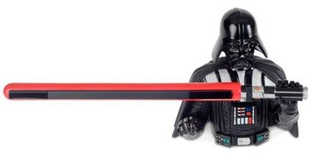 Darth Vader sujetará tu sensor de la Nintendo Wii