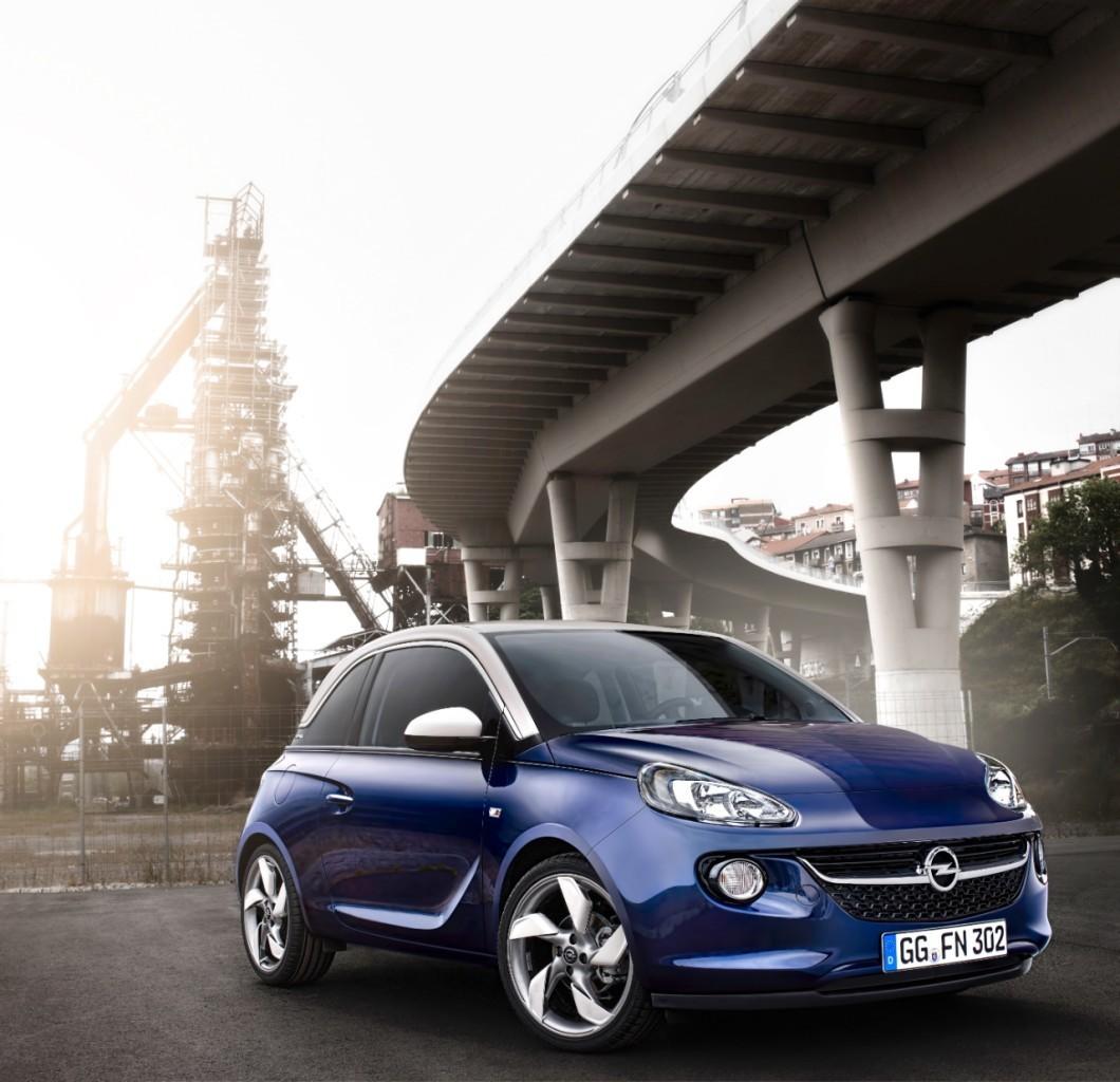 Foto de Opel Adam (37/50)