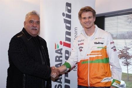 Ya es oficial: Nico Hülkenberg ficha por Force India para el 2014