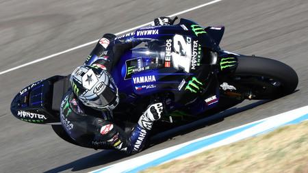 Vinales Jerez Motogp 2020