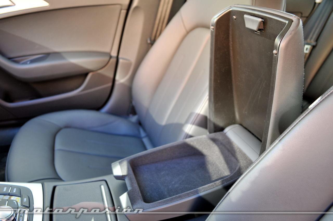 Foto de Audi A6 hybrid (prueba) (53/120)