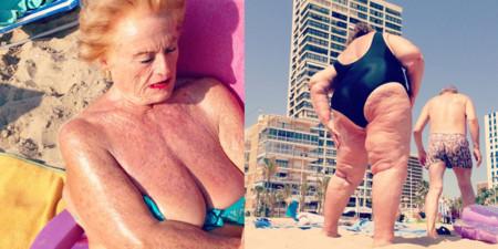«La fotografía me ha servido para reconciliarme con una realidad que no me gusta», María Moldes, fotógrafa de playa, sol y arrugas