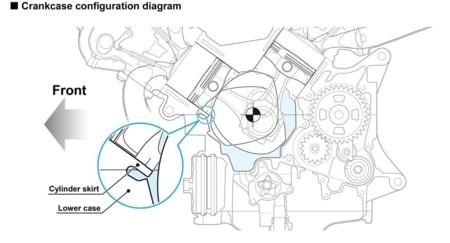 Honda Rc13v S Crankcase Diagram