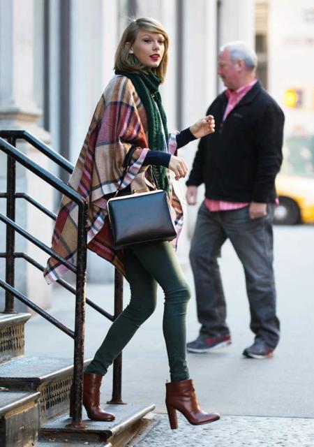 Luce un look como el de Taylor Swift por mucho menos