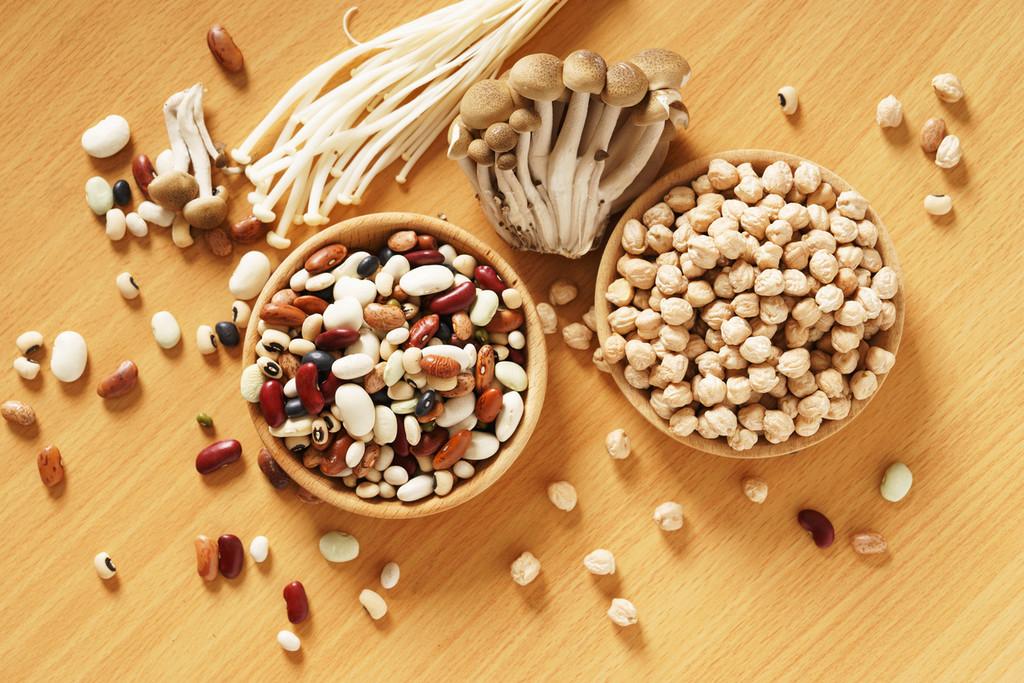 Setas y legumbres: una combinaci�n s�per saludable y espectacular en cocina (que es necesario reivindicar)
