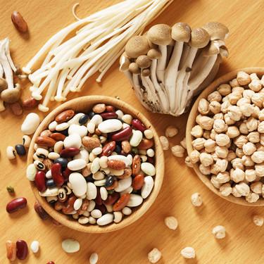 Setas y legumbres: una combinación súper saludable y espectacular en cocina (que es necesario reivindicar)