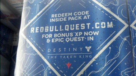 Destiny The Taken King Redbull 2