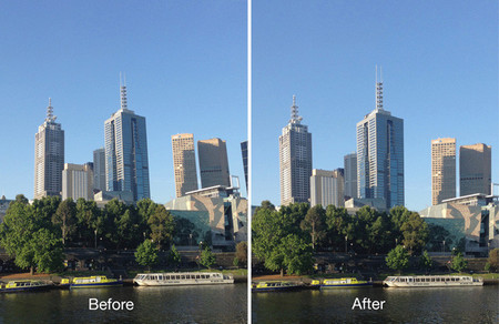 Perspective Correct, una aplicación para que las fotos de arquitectura salgan perfectas