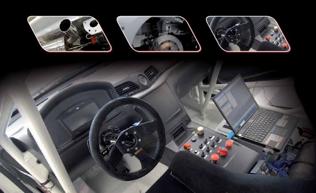 Maserati Gran Turismo MC Corse Concept