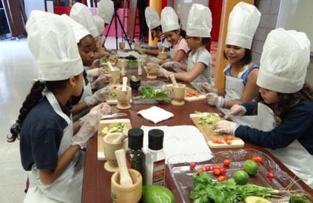 Aprovechar el verano para enseñar a los niños a valorar los alimentos