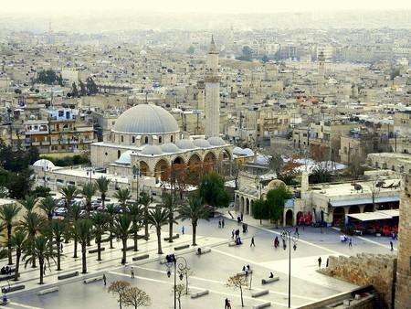 Khusruwiyah Mosque Aleppo 2