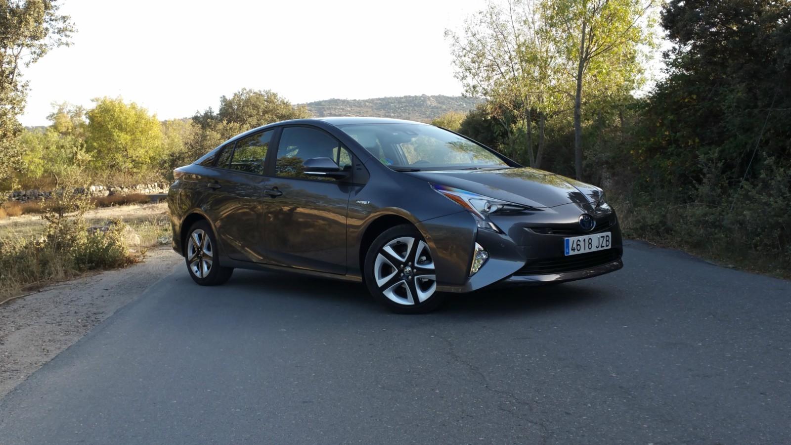 Foto de Toyota Prius - Exteriores (1/25)
