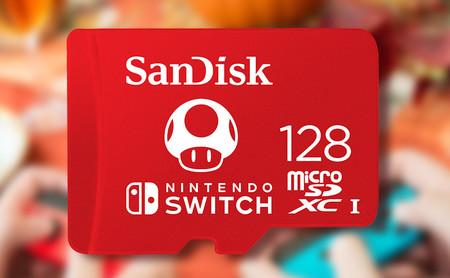 Las 13 mejores tarjetas SD para tu Switch
