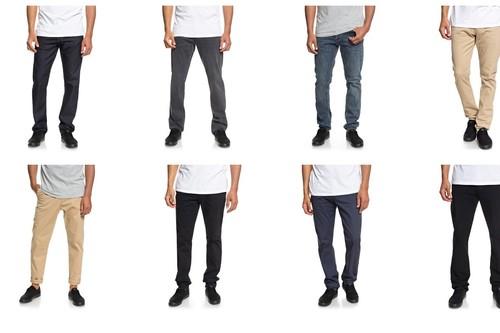 Oferta flash del 15% extra + cupón del 10% en pantalones vaqueros Quiksilver ya rebajados anteriormente hasta un 50%