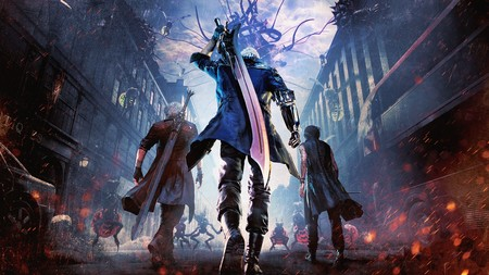 Devil May Cry 5 por 25 euros, God of War por 20 euros y más ofertas y juegos gratuitos para este fin de semana