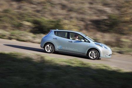 Nissan Leaf: 20.000 pedidos en EEUU y todavía no se vende
