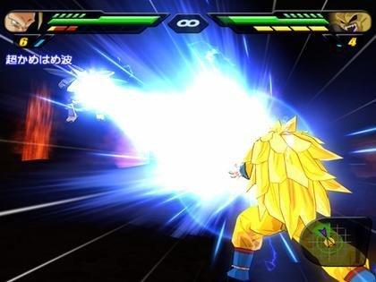Nuevas imágenes de Dragon Ball Budokai Tenkaichi 2