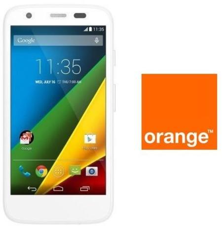 Precios Motorola Moto G 4G con Orange y comparativa con Movistar y Yoigo