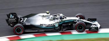 Valtteri Bottas domina el superdomingo en Suzuka gracias a los errores de los pilotos de Ferrari
