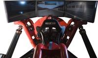 Esto sí que es un simulador de conducción