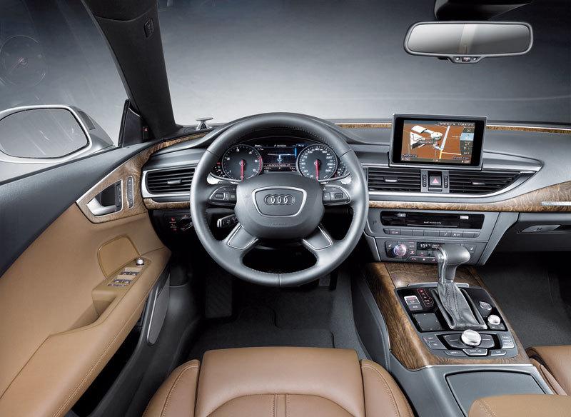 Foto de Audi A7 (primeras imágenes) (3/4)