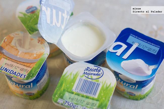 Yogures caducados - 1