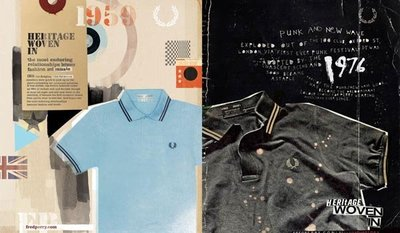 Fred Perry online