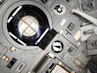 Los astronautas que viajaron a la Luna en el Apolo 11 escribieron estos graffiti