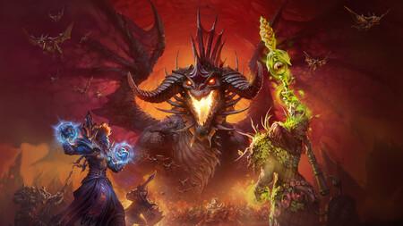 Blizzard tiene en marcha varios juegos free-to-play de Warcraft para móviles con los que experimentaremos el universo de más formas
